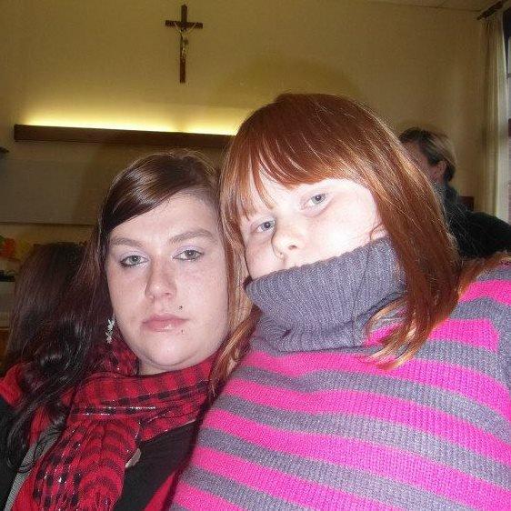 Mes soeurs ... Laura & Adeline