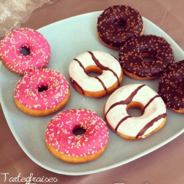 Mmmmmmh des donuts !