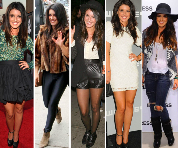 . En ce début d'année 2012, retour sur les tops de Shenae tout au long des évènements l'année dernière! Alors laquelle préférez-vous? .