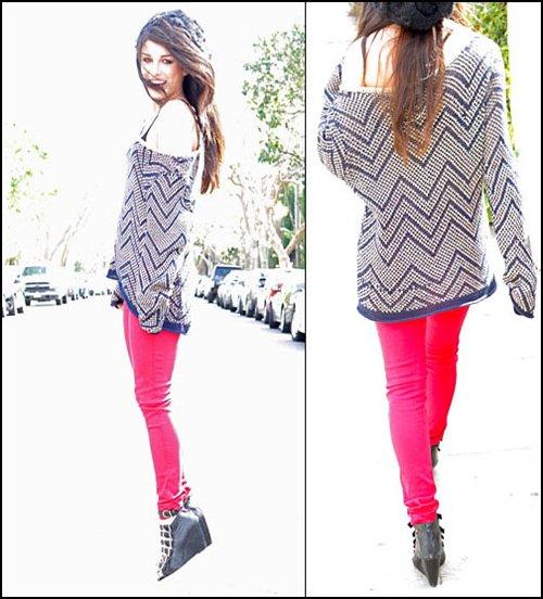 . Vous voulez vous habiller comme votre idole Shenae ?.  Grâce à ses articles quotidiens sur son blog, des coups de coeurs vestimentaux sont affichés ! Moi qui suit fan aussi de mode, je suis à chaque fois sous le charme ! En voici quelques aperçus... .