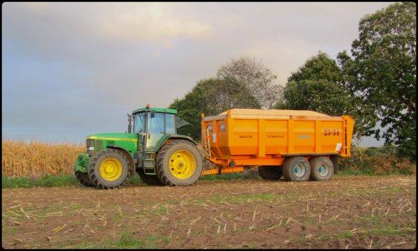 Mais grain 2010