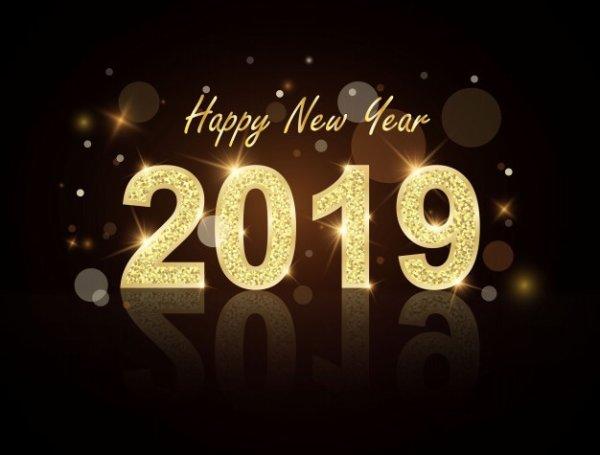 Bonne et heureuse année à tous