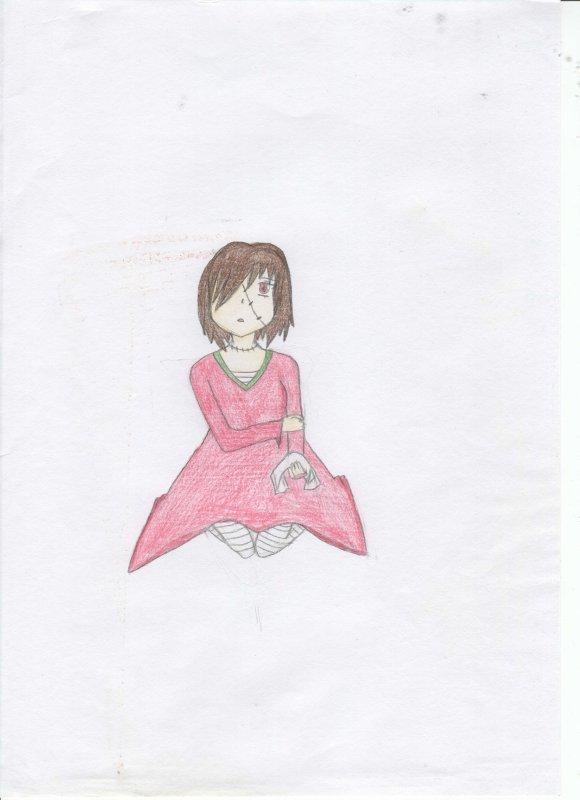 Image et dessin de Claudia