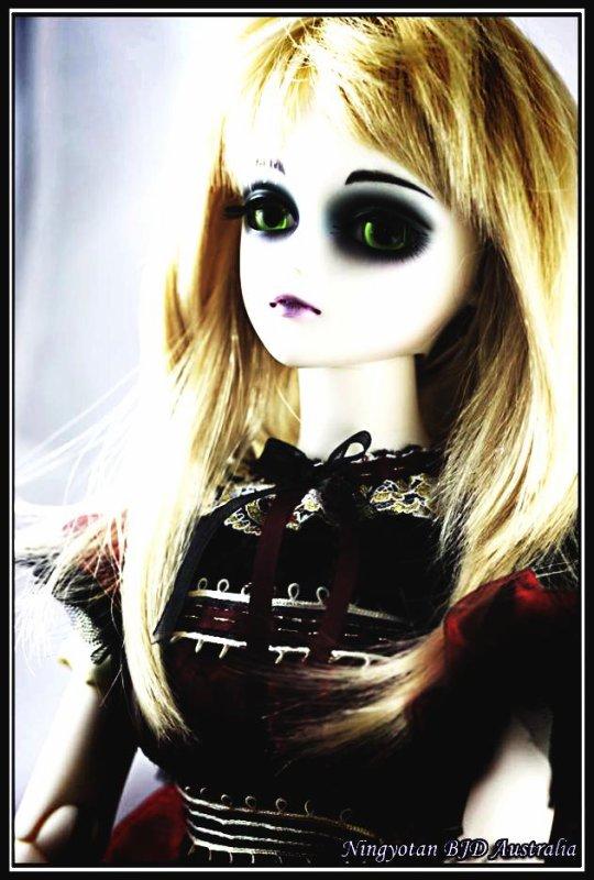 Le Journal d'une poupée 1er jour