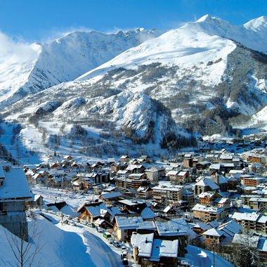 Valloire en Savoie