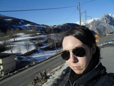 valoire en savoie où je suis pour une colo du 8 janvier au 29 mars 2011