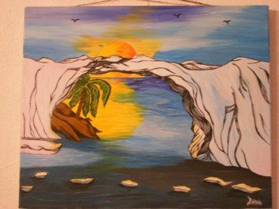 mélange tropique et iceberg ! by Tatatron linda !! création originale