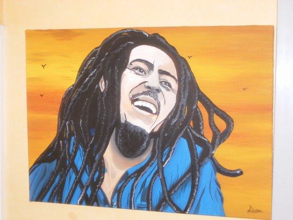 bob le roi du reggae!!