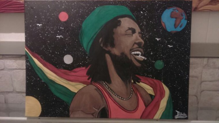 Peter Tosh ......by tatatron !!!! 01/2016