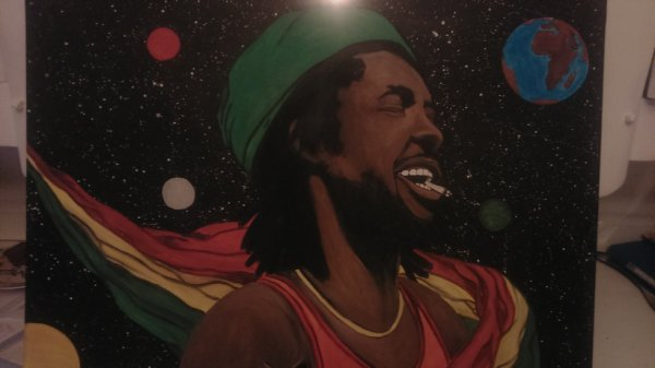 The best of Reggae !! Peter Tosh !! By Tatatron !! dispo ;)