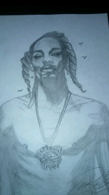 SNOOP DOGG !! By linda Tatatron !