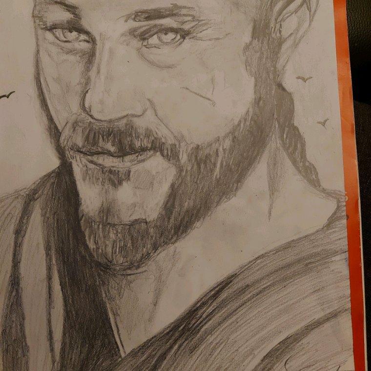 Ragnar Lodbrok par linda tatatron
