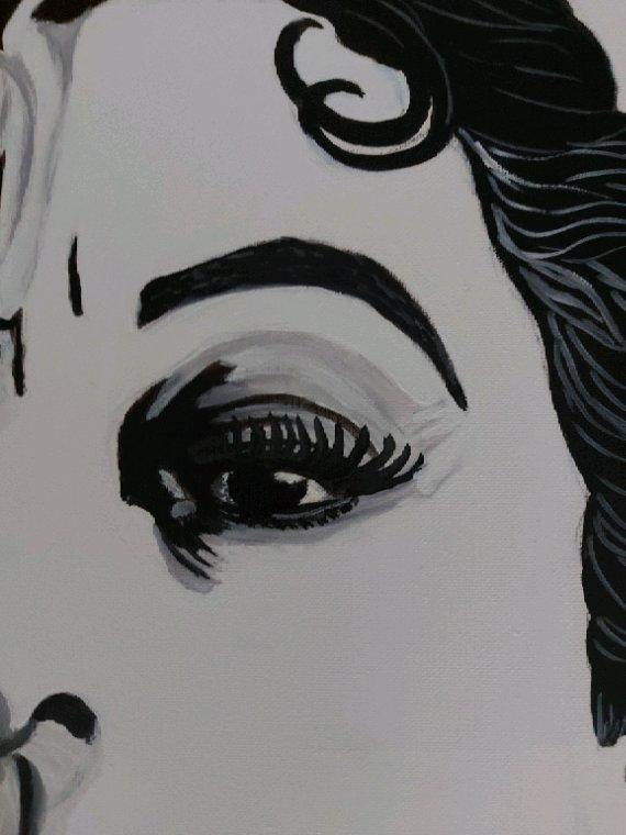 Gainsbourg androgyne par linda katjounis