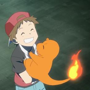 Pokemon origins!