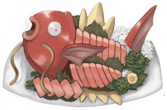 Mangent-t-ils des pokemons?