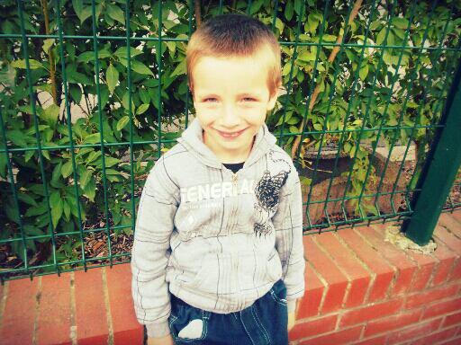 Mon petit frère Louis :)