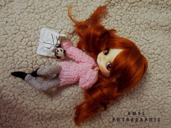 Présentation de mes Dolls .