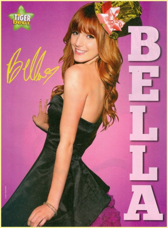 Bella Thorne Actu.