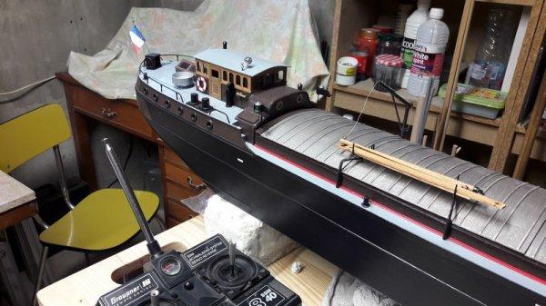 suite automoteur de type croiseur