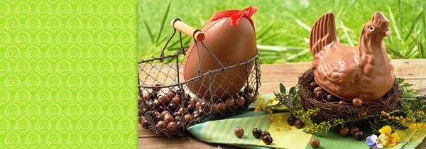 LA MAGIE DE PÂQUES   A Pâques, la nature s'éveille et resplendit, A Pâques, les sourires s'agrandissent et les enfants rient, A Pâques, les familles se réunissent et célèbrent la vie, A Pâques, tous les souhaits de bonheur sont permis ! Je te souhaite une merveilleuse fête de Pâques !!!