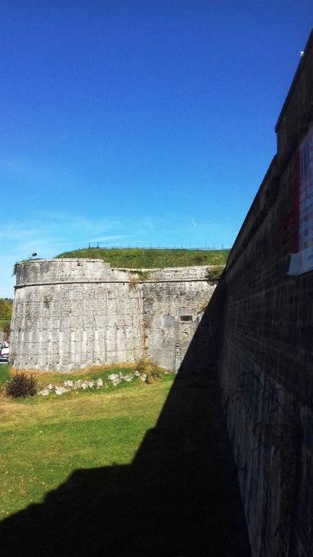 Belle balade au fort Barreaux...