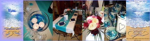 Le 30 septembre, jour du mariage de ma fille, qui plus est c'etait mon anniversaire...