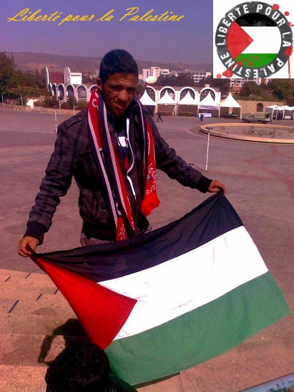 Liberté pour la Palestine