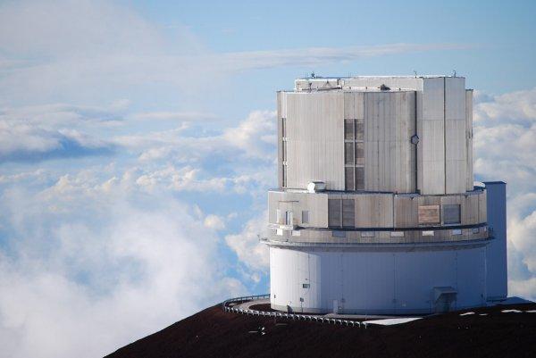 telescope Subaru réel (photos internet)