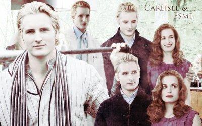 Esmée et Carlisle Cullen