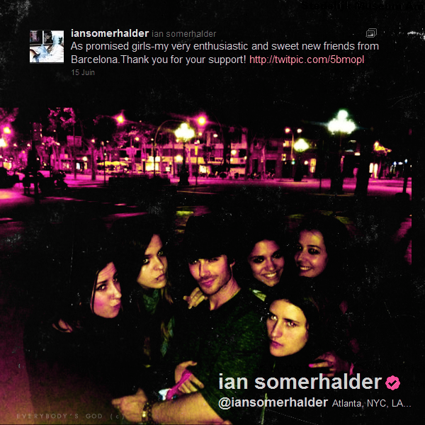 Tweet Ian // 15 juin