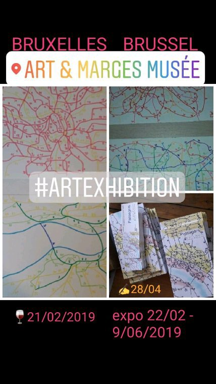 Exposition Musée Art et Marges