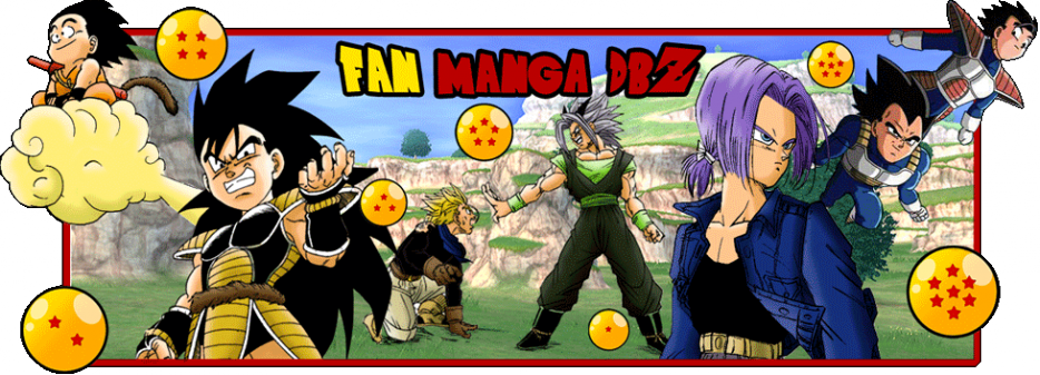 Fan manga Dragon ball
