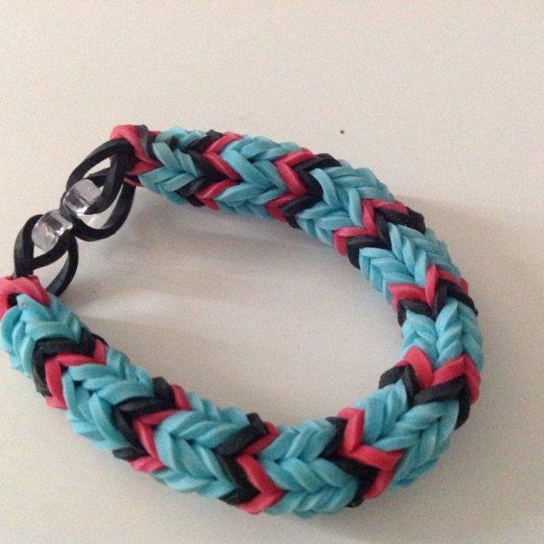 mon bracelet élastique