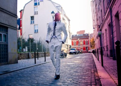 Mode homme - createur vêtements fashion