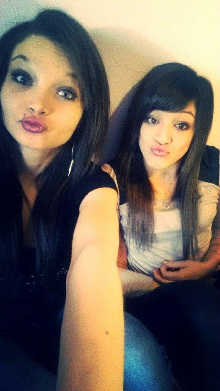 #_ Stephaniie&Manon   (♡)       . #Je t'aime Kekette