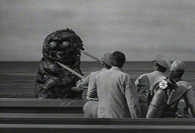 Le secret du lac salé(1957) aka The monster that challenged the world