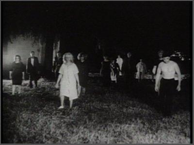 La nuit des morts vivants (1968) aka Night of the living dead