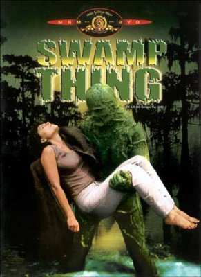 La créature du marais (1981)aka Swamp Thing