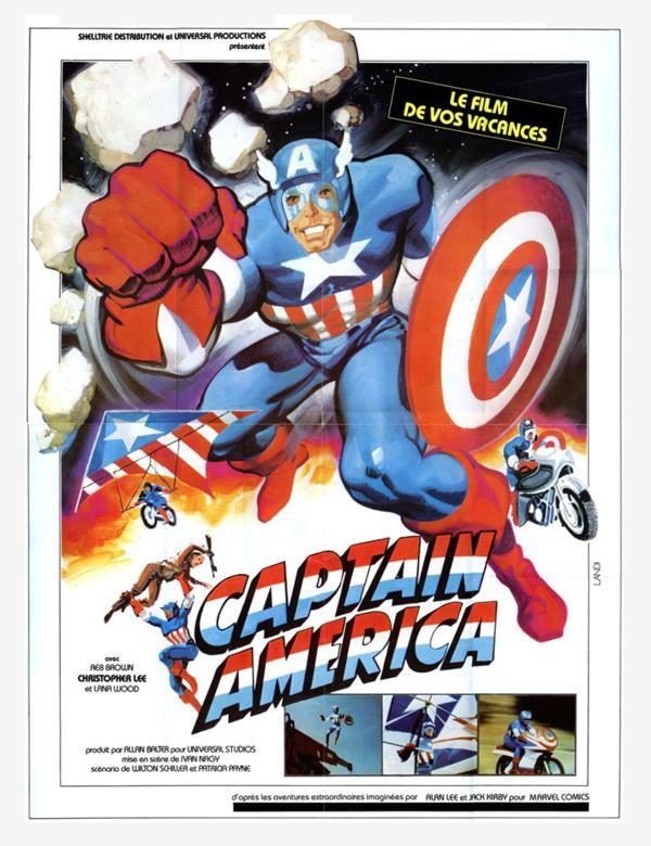 Captain América (1979) part 2