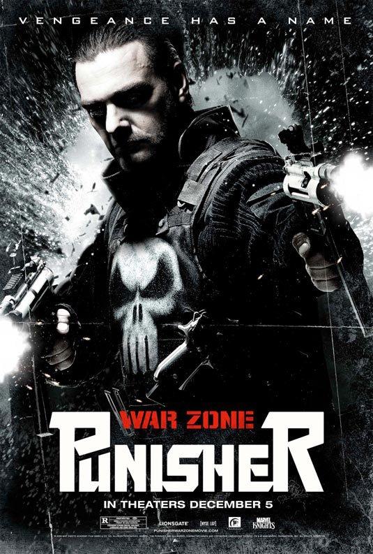 Punisher War Zone (2008) aka Punisher, zone de guerre