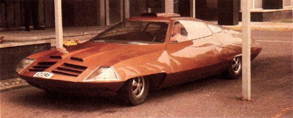 The Psychobombs aka Super-Pouvoirs (1969) série :UFO