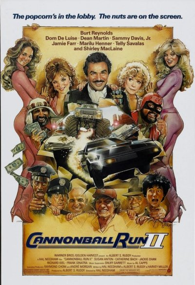 The Cannonball run 2 (1983)