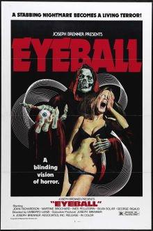 Eyeball (1975) aka The Secret Killer
