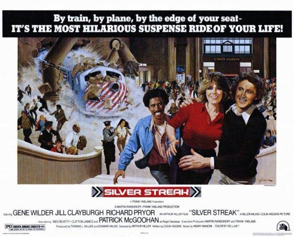 Silver Streak (1976) aka Transamérica Express