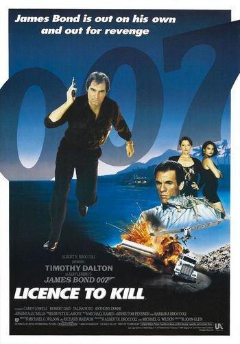 Permis de Tuer (1989) aka Licence to Kill