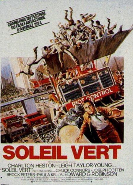 Soleil Vert (1973) aka Soylent Green