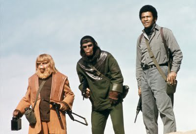 La Bataille de la Planète des Singes (1973) aka Battle for the Planet of the Apes