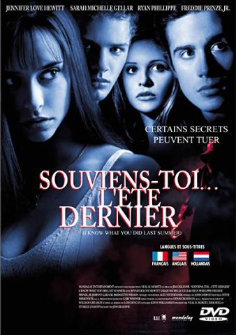 Souviens-toi..L'été dernier (1997) aka I know what you did last Summer