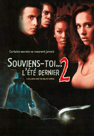 Souviens toi..L'été dernier 2 (1998) aka I still know what you did last Summer