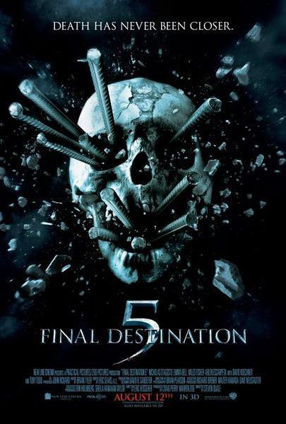 Destination finale 5 (2011) aka Final Destination 5